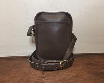 Vintage Coach Taupe Camera Bag Small Cross Body   Coach Scooter Bag   Coach  Kit Bag   Coach Satchel Purse   Coach Style 9973 9611cec2e6119