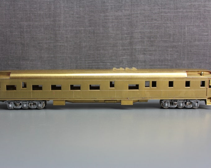 Vintage Rare HO Scale Brass Lambert Passenger Lounge Heavyweight