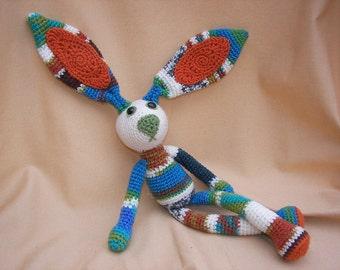 Big Bunny Foo Foo Crochet Amigurumi Pattern