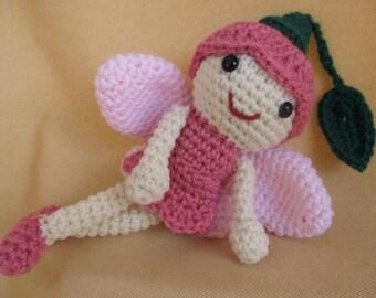 Sprout the Fairy Crochet Amigurumi Pattern