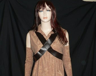 Star Wars Padme Brown Tunic and Pants Cosplay Star Wars Revenge of the Sith Cosplay Custom Made Costume By Khloeu0027s Custom Clothing  sc 1 st  Etsy & Padme costume   Etsy