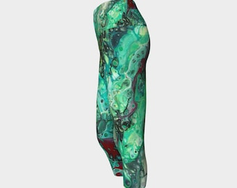 Original Art Yoga Wear