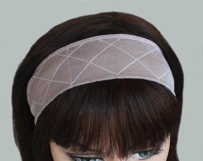 RETIREMENT SALE 1001-01-2 No Slip Head Band, Gripper Head Band, Black  2 Pack