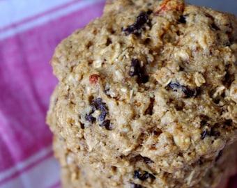 Loaded Breakfast Cookies (Gluten Free)