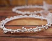 STEFANA Wedding Crowns - Orthodox Stefana - Bridal Crowns TRADITION - One Pair