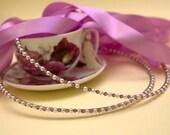 STEFANA Wedding Crowns- Bridal Crowns for Christian Orthodox weddings- Stefana LILA - One Pair