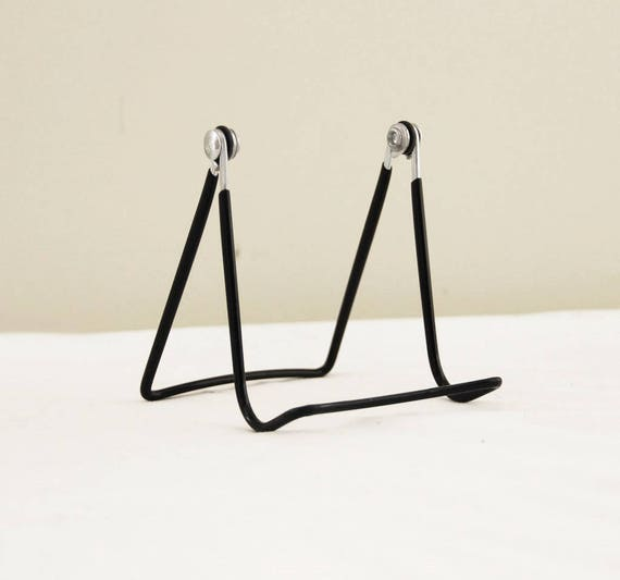 Wire easel for picture frames cutting boards and signs   Etsy