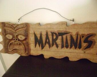 Martini's Sign