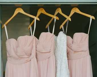 Bridal Party Gifts for Wedding Dress Hangers Bride and Bridesmaids Dress Hangers Wedding Party Bridal Hanger Mrs Hanger