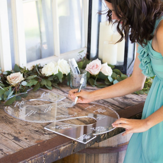K'Mich Weddings -wedding planning - monogram guest book - zcreatedesign