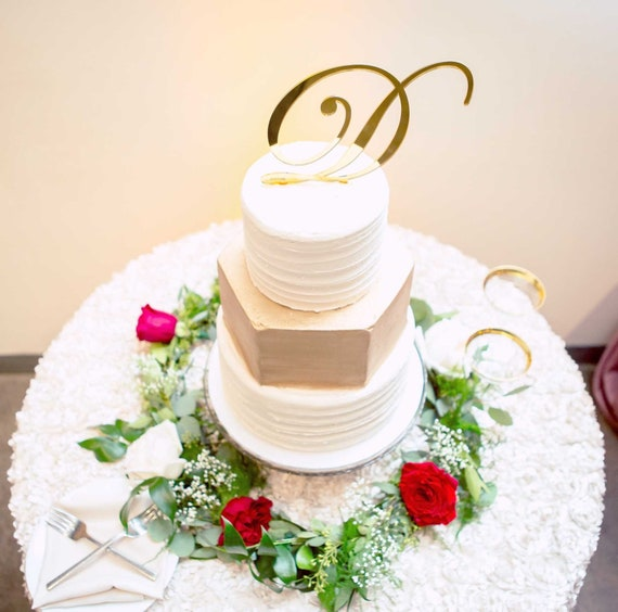 Couple Mr /& Mrs Signes Pour Fête De Mariage Photo Props cake topper decoration