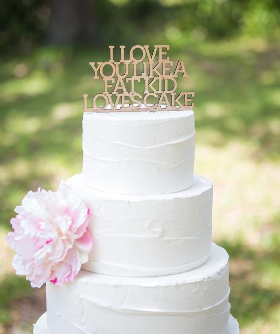 Cake topper? 6