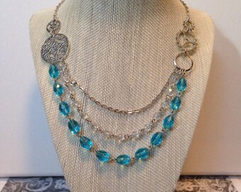 Elegant Steampunk Necklace