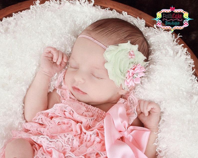 6b91d1119a9 Pink Baby Romper Pink Lace Romper Newborn Girl Coming Home