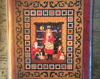 Quakertown Quilts The Christmas Lady Quilt Pattern