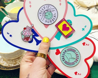 Kawaii Pin badges & Authentic Disney Vintage Park Pins