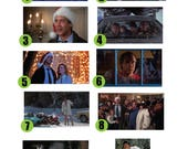Christmas Vacation - 11 quot x 17 quot prints posters 10 to Choose From