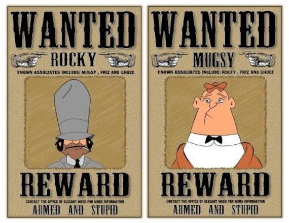 Rocky Looney Tunes
