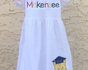 72dd2f6ea8d Preschool or Kindergarten Graduation Dress Outfit