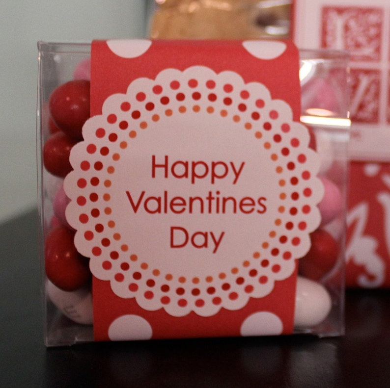 Happy Valentines Day Labels image 0