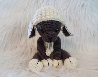 Little Lamb baby sheep stuffed toy RTS