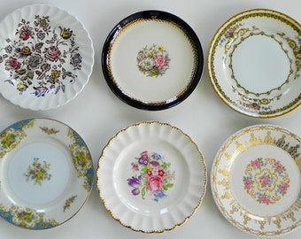 Flowers Edging Gold Easy And Simple To Handle Porcelain Limoges Plate Plate