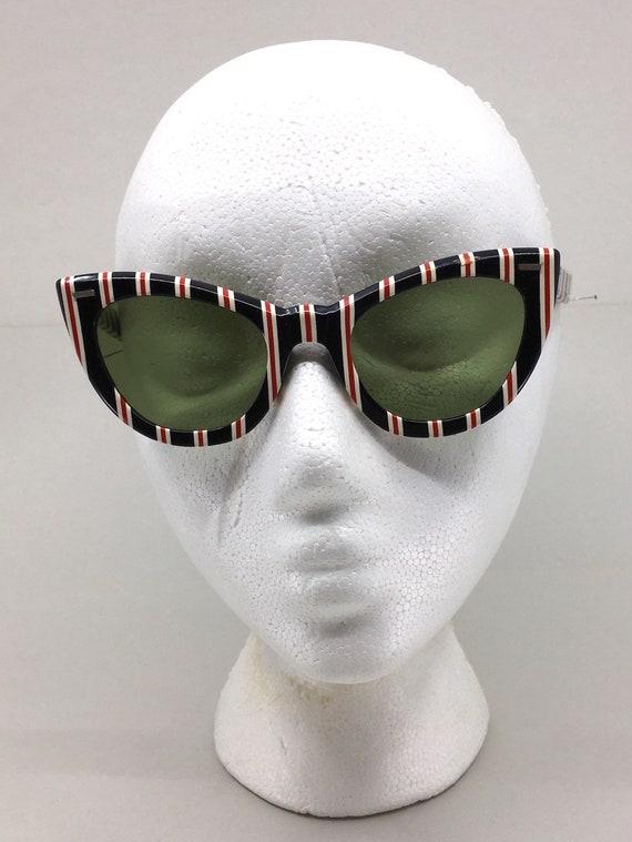 Vintage 1950s Claire McCardell Sun Specs, sunglass