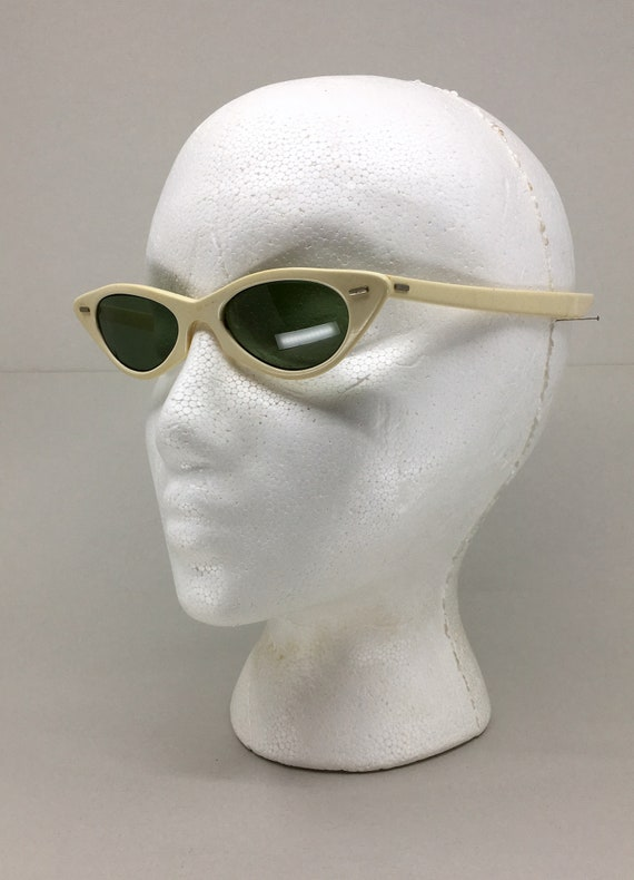 Vintage 1950s Claire McCardell Sun Specs, sunglass