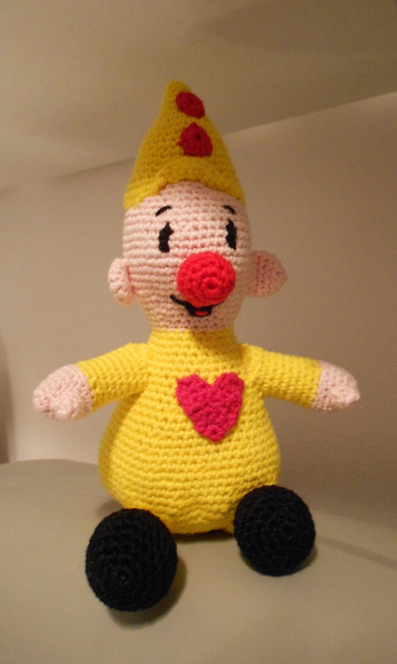 Crochet Pattern Bumba The Clown Egg Warmers Owls Easter Etsy