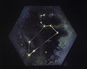 Leo Constellation