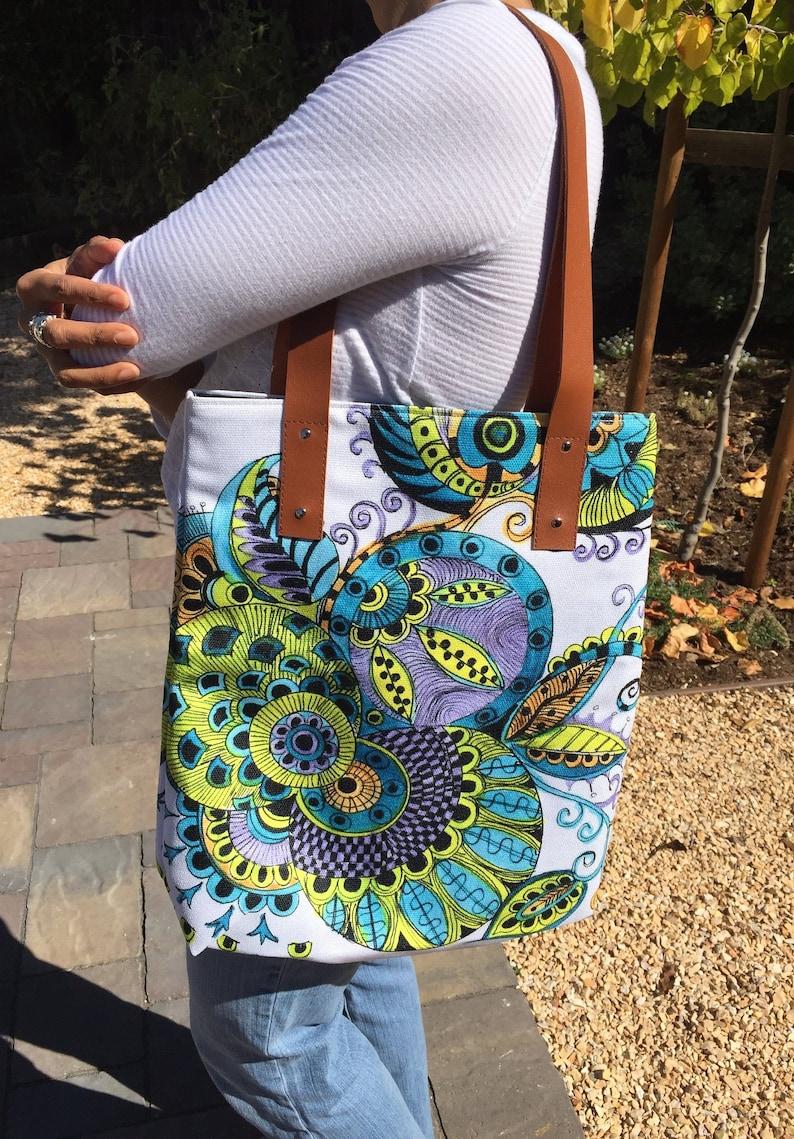 large stylish purse reusable bag gift for mom laptop bag BOOK BAG hip tote bag shoulder bag under 50 gift for her eco friendly
