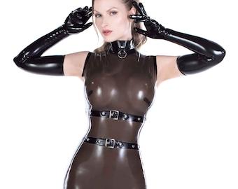 Dominatrix Latex Dress - Bespoke