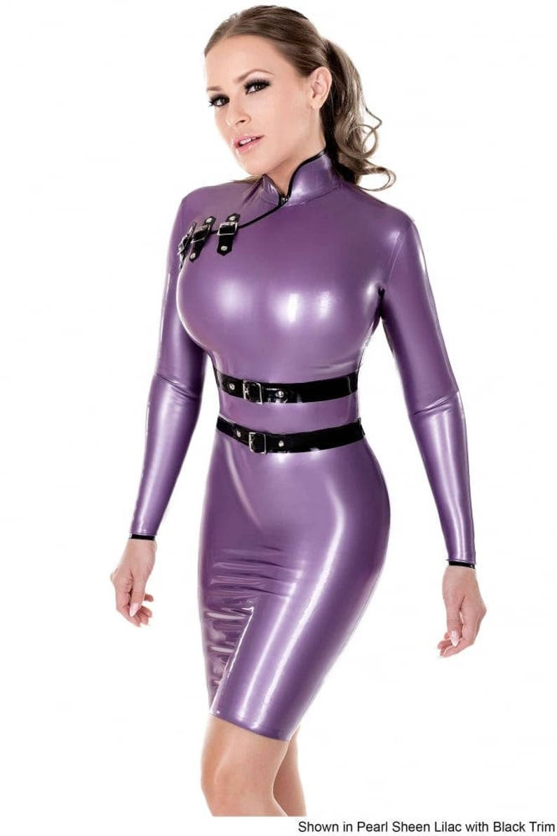 Latex Dress UK