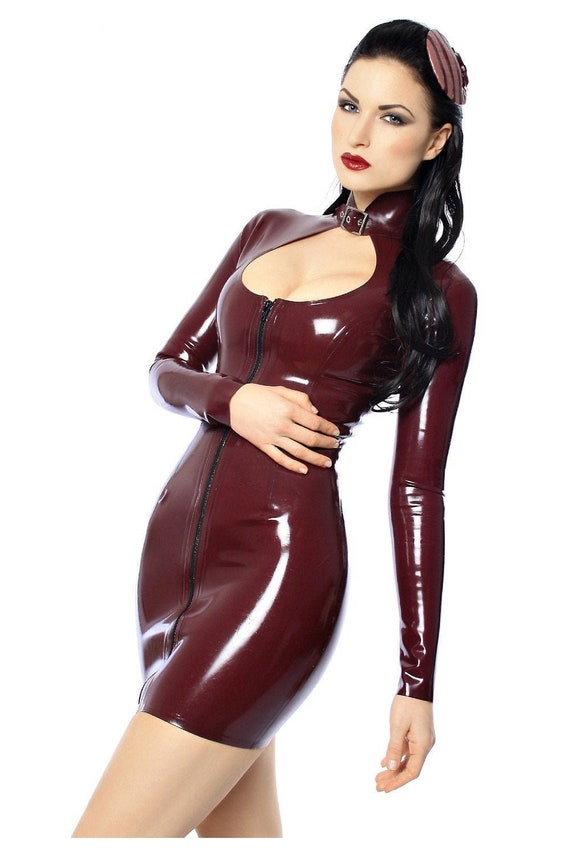 Latex woman wearing rubber catsuit photos, royalty
