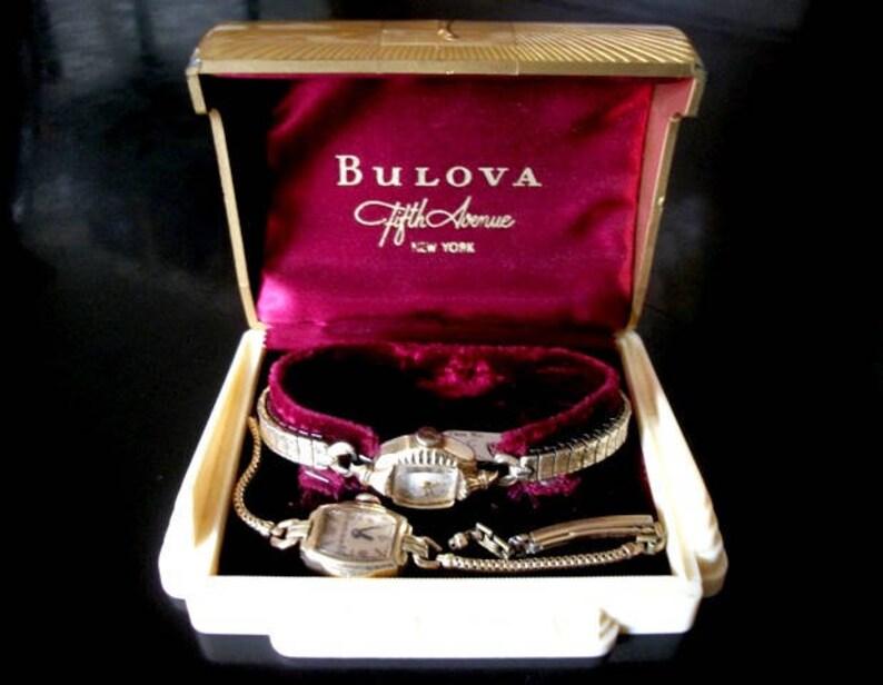 bulova movement serial number