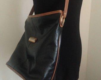 Vintage Capezio Cross Body Satchel Bag