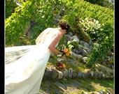 Queen Mab - Handmade Alternative Fairy Bridal Gown