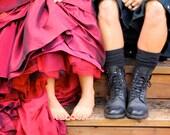 Custom Listing for Handmade Wedding Petticoat - Long