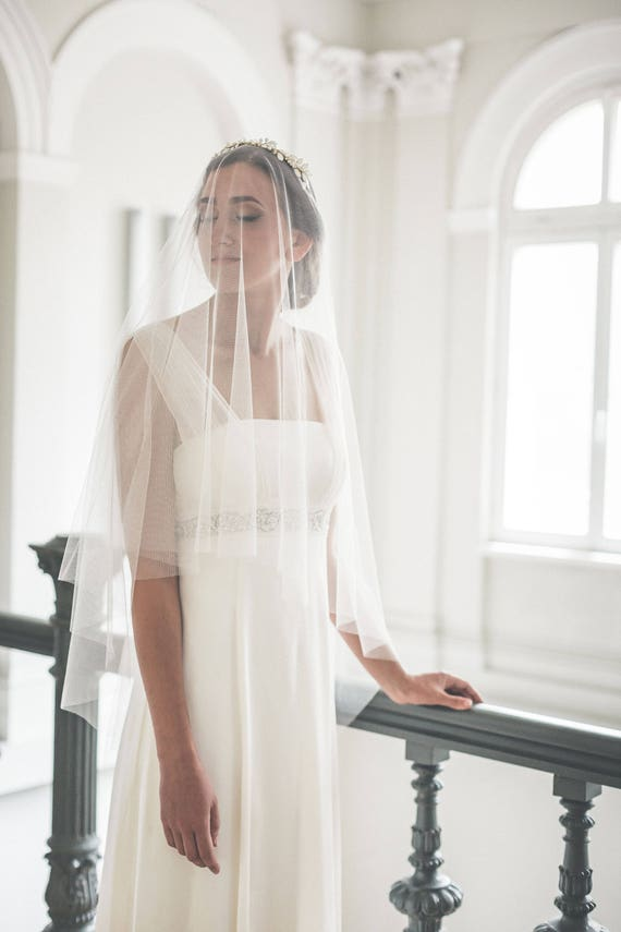 Fallen Sie Hochzeit Schleier Brautschleier Kreis Schleier