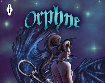 Orphne Issue # 002 (comic book) Signed by Mani C. Price