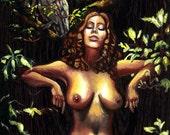 Lilith under the Huluppu Tree