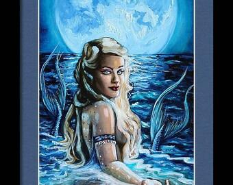 La Sirene (Unframed) Print