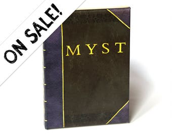 Myst Linking Book