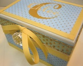 NEW Trinket Jewelry Box- to match decor or favorite colors