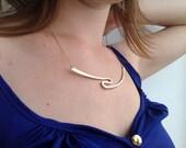 Elegant Necklace, Short N...