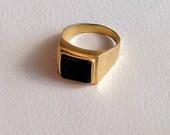 Signet Ring, Elegant Ring...