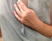 Sterling Silver Ring, Sil...