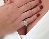 Pinky Ring, Thin Ring, Si...