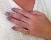 Pinky Ring, Signet Ring, ...