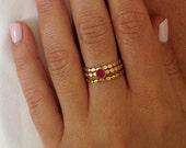 3 Rings, 3 Stacking Ring ...